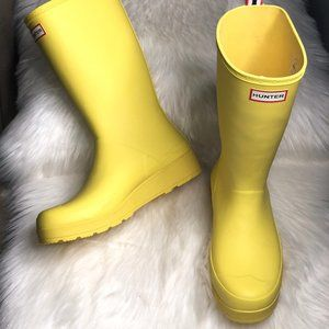 Hunter Original Tall Play Wellington Boots